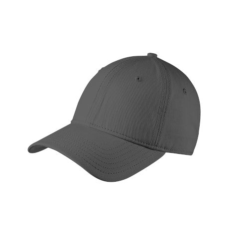 Graphite Custom New Era Adjustable Unstructured Cap