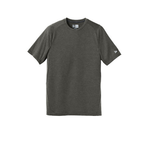Graphite Custom New Era Series Performance Crew Tee