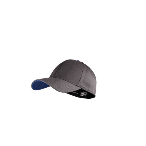 Graphite/ Royal Custom New Era Interception Cap