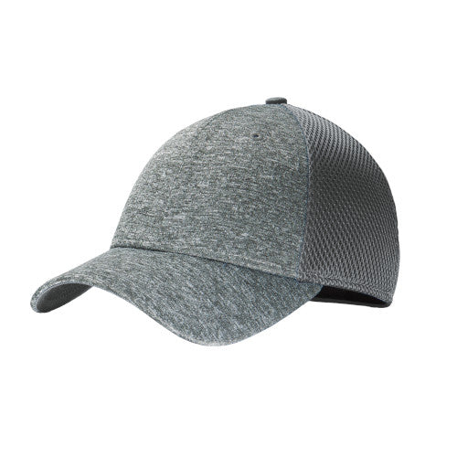 Graphite/ Shadow Heather Custom New Era Shadow Stretch Mesh Cap