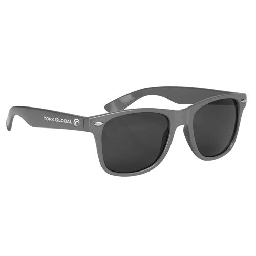 Gray Custom Malibu Sunglasses