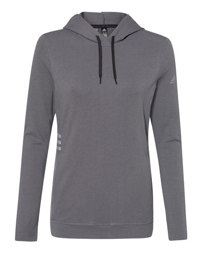 Grey Five Custom Adidas - Women's Lightweight Hooded Sweatshirt