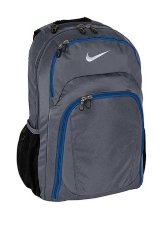 Grey/Military Blue Nike Performance Backpack