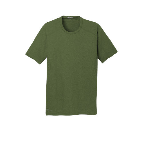 Grit Green Custom Ogio Performance T-Shirt