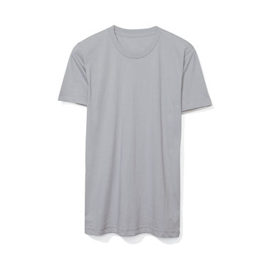 Heather Grey Custom American Apparel T-Shirt