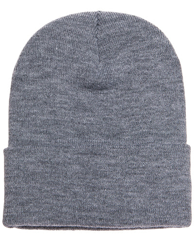 Heather Custom Yupoong Knit Cap