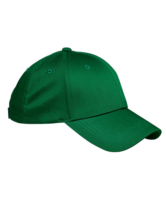Kelly Green Custom Structured Embroidered Hat