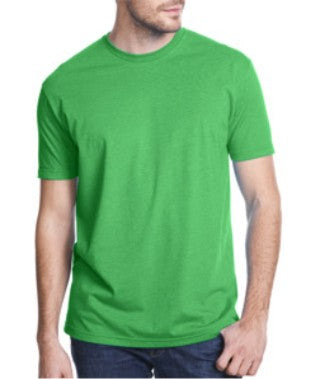 Kelly Green Custom Next Level Premium T-Shirt