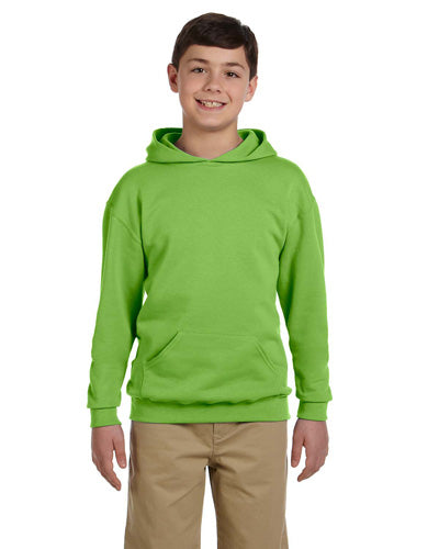 Kiwi Custom Jerzees Youth Hooded Sweatshirt