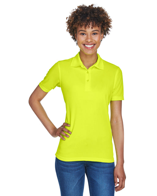 Ladies Dry Wicking Polo With Logo