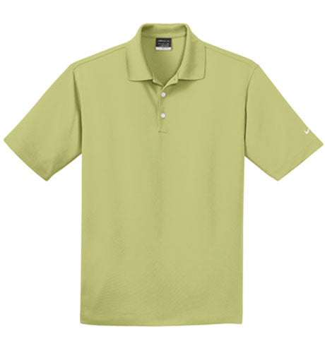 Lawn Nike Dri-FIT Micro Pique Polo With Logo