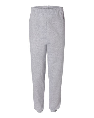 Light Steel Custom Champion Double Dry Eco Sweatpants