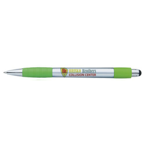 Lime Custom Stylus Ballpoint Pen