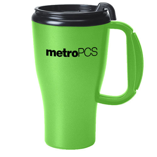 Lime Custom Travel Mug 16oz