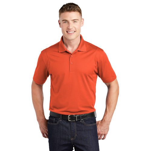Micropique Sport Wick Polo With Logo