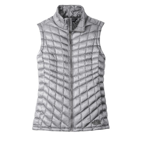 Mid Grey The North Face Ladies Thermoball Trekker Vest