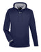Midnight Navy/Steel Custom Under Armour Team Hoodie