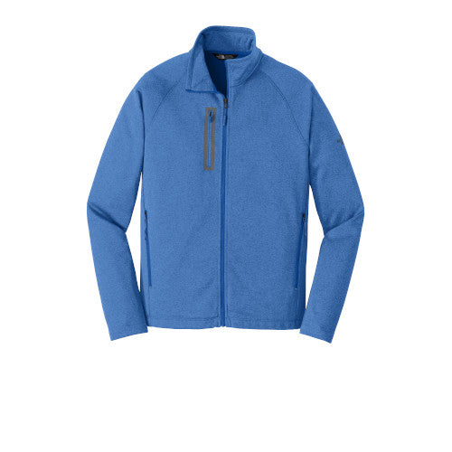 Monster Blue Heather Custom The North Face Fleece Jacket