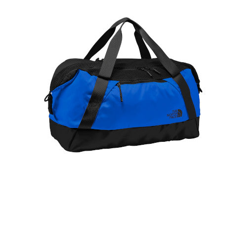 Monster Blue/ Black Custom The North Face Apex Duffel