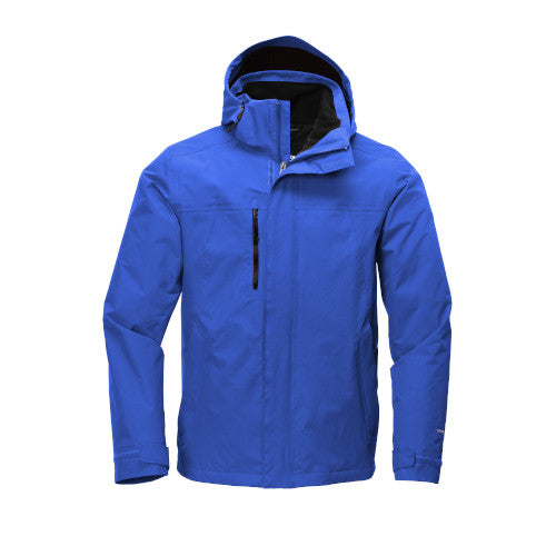 Monster Blue/ TNF Black The North Face Traverse Triclimate 3 in 1 Jacket