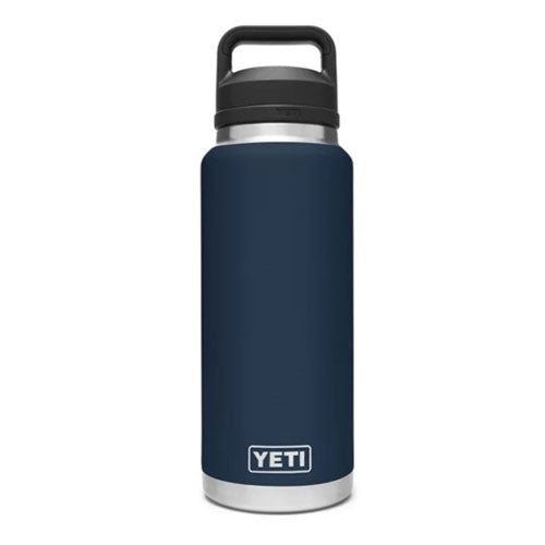 Navy Blue Custom YETI 36 oz Rambler Bottle