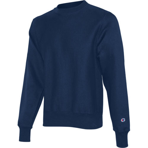 Navy Custom Champion Heavyweight Sweatshirt