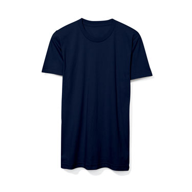 Navy Custom American Apparel T-Shirt