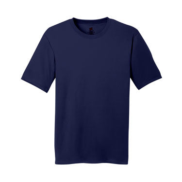 Navy Custom Hanes Cool DRI Performance T-Shirt