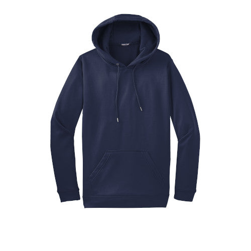 Navy Custom Dry Performance Hoodie Sweatshirt