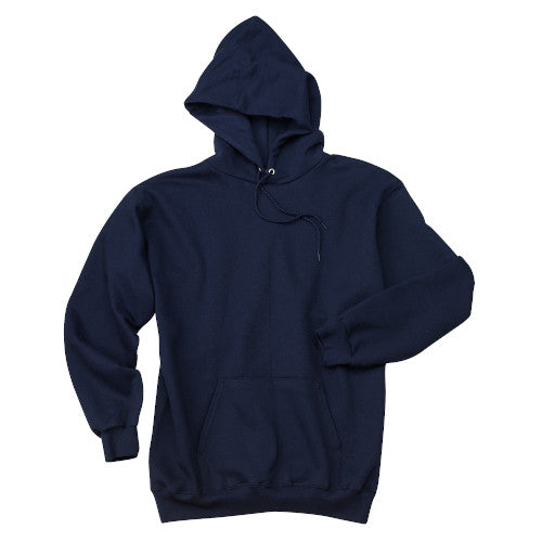 Navy Custom Hanes Hooded Sweatshirt
