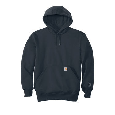 New Navy Custom Carhartt Rain Defender Heavyweight Hoodie
