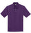 Night Purple Nike Tall Dri-FIT Micro Pique Polo With Logo