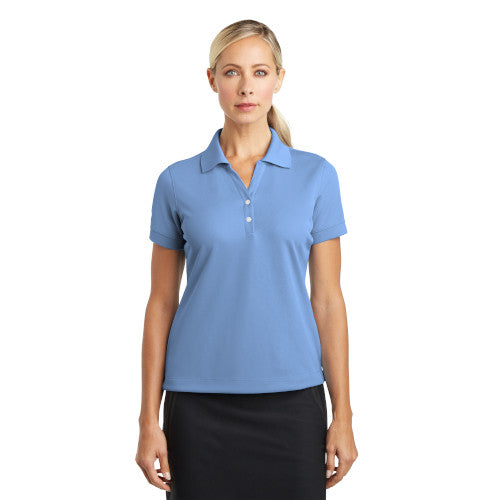 Nike Dri-FIT Ladies Golf Shirt With Logo