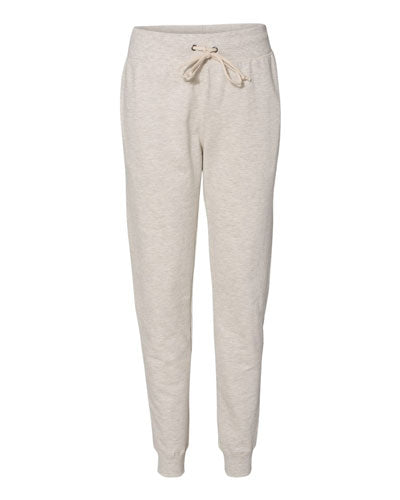 Oatmeal Heather Custom Champion Originals Women's French Terry Jogger