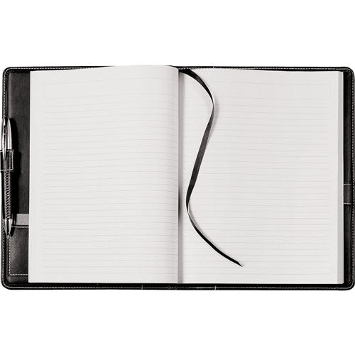 Open Custom Hardcover Journal Notepad