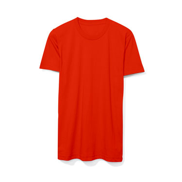 Orange Custom American Apparel T-Shirt