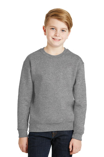 Oxford Custom Jerzees Youth Sweatshirt with logo