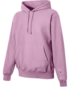 Pink Candy Custom Champion Heavyweight Hooded Sweatshirt