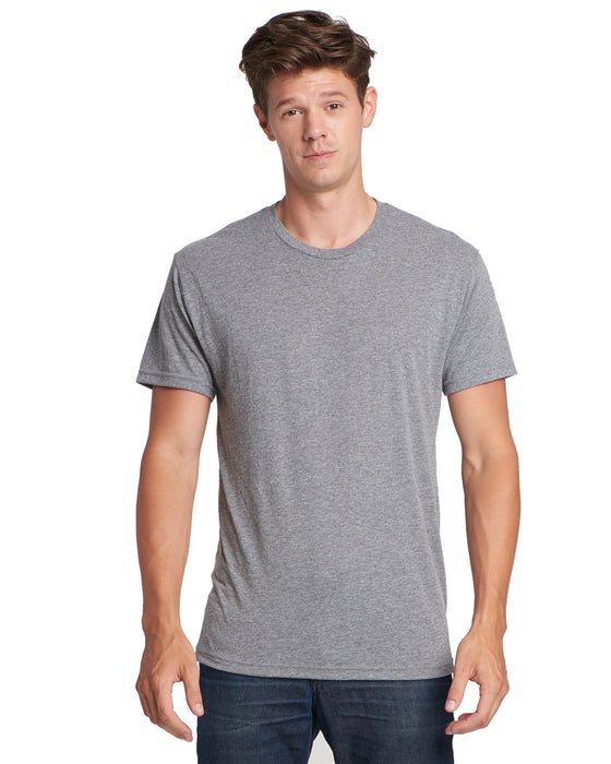 Premium Heather Custom Next Level TriBlend T-Shirt