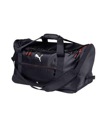 Puma Black Custom Puma Golf Adult Executive Duffel
