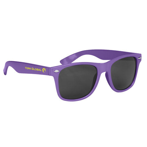 Purple Custom Malibu Sunglasses