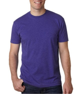 Purple Rush Custom Next Level Premium T-Shirt