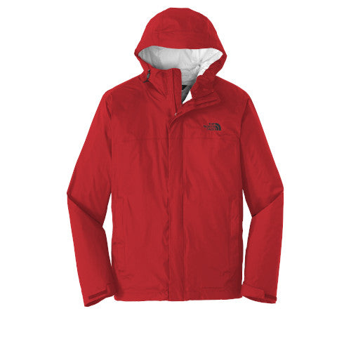 Rage Red The North Face Dry Vent Rain Jacket