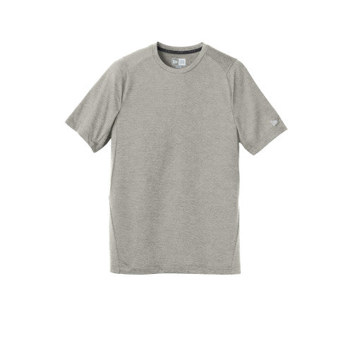 Rainstorm Grey Custom New Era Series Performance Crew Tee