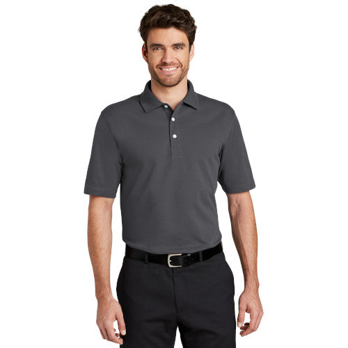 Rapid Dry Polo With Logo