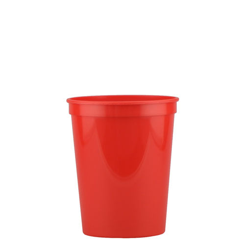Red Custom Stadium Cup 16oz