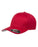red Custom Yupoong Flexfit Cap Hat