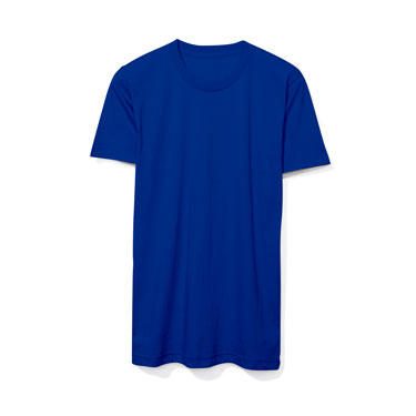 Royal Blue Custom American Apparel T-Shirt