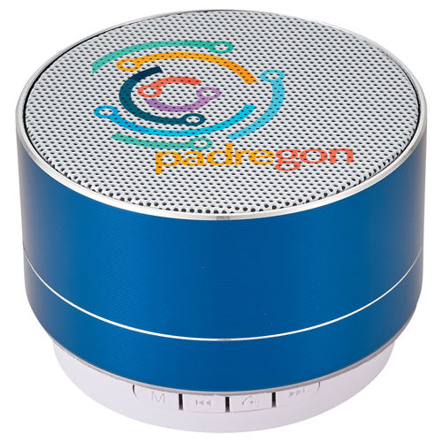 Royal Custom Bluetooth Speaker with logo