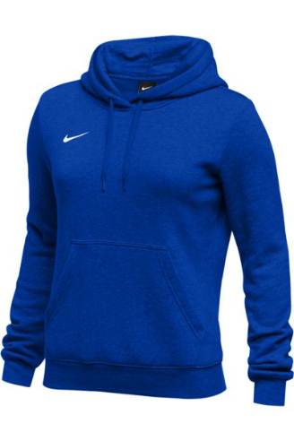 Royal Nike Ladies Hoodie